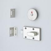 表示器付ラッチ錠 14-3476-02-028
