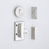 表示器付ラッチ錠 14-3479-02-030