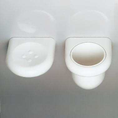 HEWI石鹸受 477-02-200型 HEWI 477 シリーズ