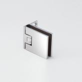 ガラスドア用自由丁番 8180ZN5 Pauli + Sohn シリーズ 壁取付タイプ