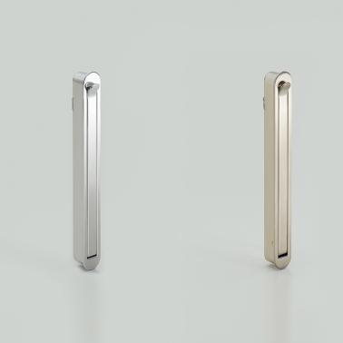 LAMP収納フック6607-7型 亜鉛合金 シルバー