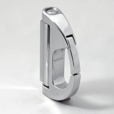 LAMPステンレス鋼(SUS316相当品)製 ナス環フック EN-R100F ステンレス シルバー