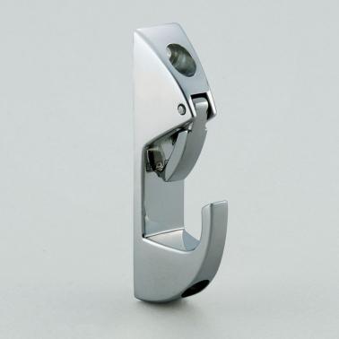 LAMPステンレス鋼(SUS316相当品)製 ナス環フック EN-R80 ステンレス シルバー