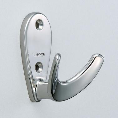 LAMPステンレス鋼(SUS316相当品)製フック EU型 ステンレス シルバー