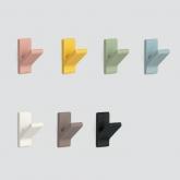 フック PXB-GN05型 スモール(ねじ取付専用・石膏ボード対応タイプ) ノルディックラバー® シリーズ