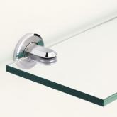ステンレス鋼製ガラスクランプ ZL-2202