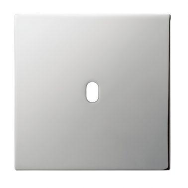 5.1シリーズ シングルスイッチプレート部品(クロムめっき)