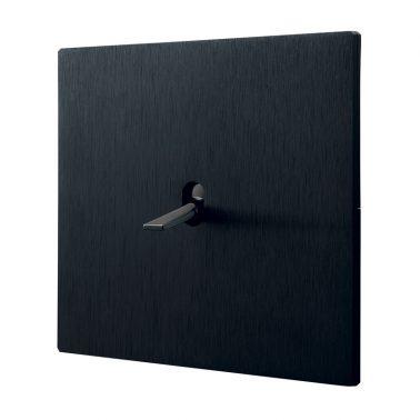 シングルトグルスイッチセット 5.1シリーズ(ブラックアルマイト処理) トグルプレートセット